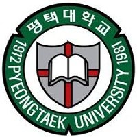 Pyeongtaek University logo